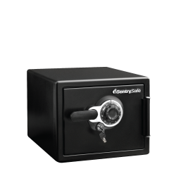 SentrySafe Fire Proof & Water Resistant Safe SFW082DTB