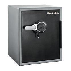SentrySafe Fire Proof & Water Resistant Safe SFW205GPC