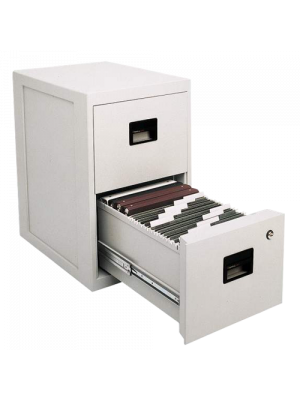 SentrySafe Fire-Safe 2 Drawer Filing Cabinet 6000