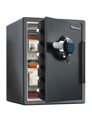 SentrySafe Fire Proof & Water Resistant Safe STW205GYC