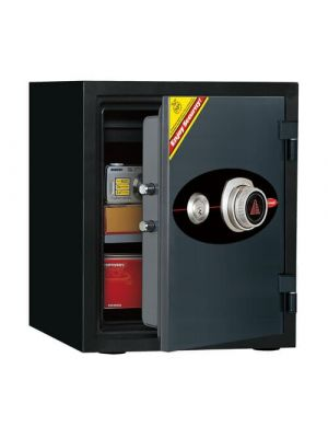 Diplomat Combination and Key Safe 125