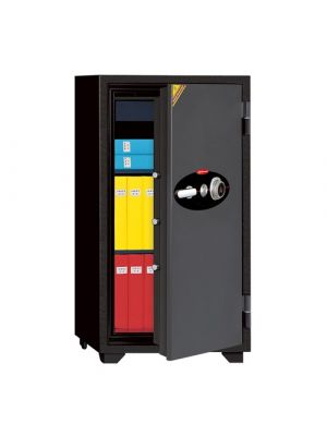 Diplomat Combination and Key Safe 120