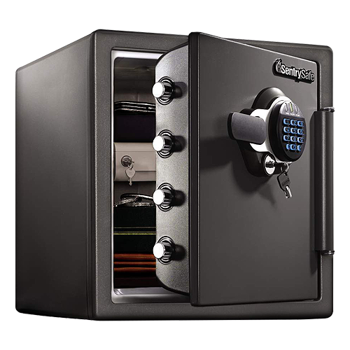 SentrySafe Fire Proof & Water Resistant Safe STW123GDC